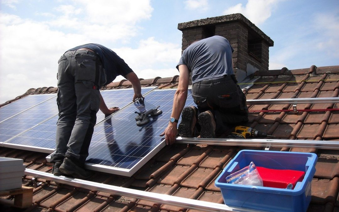 Going solar increases house prices by £32,000