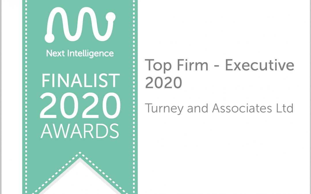Top Firm – Executive 2020