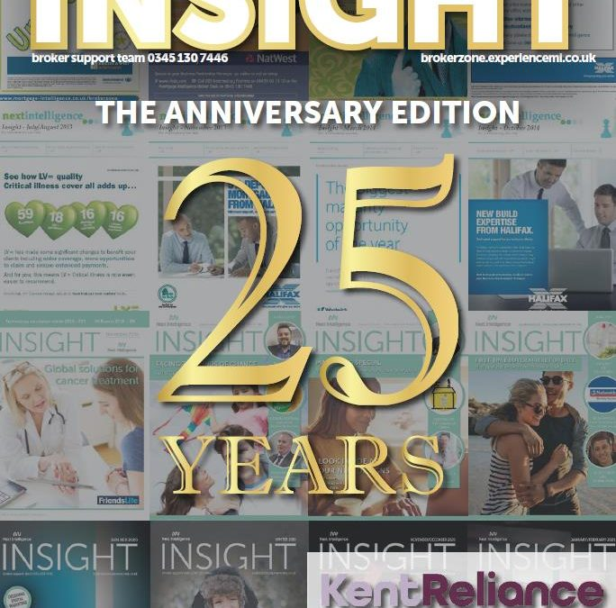 Mortgage Intelligence is 25 years old!