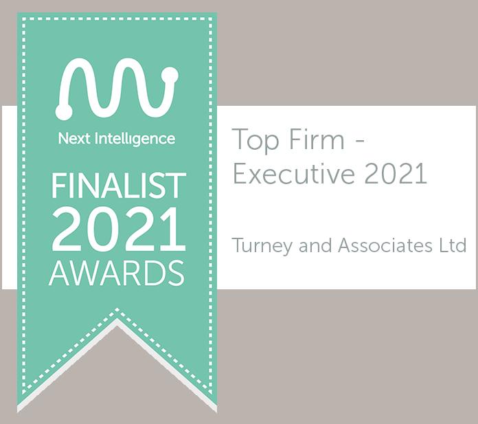 Top Firm – Executive 2021